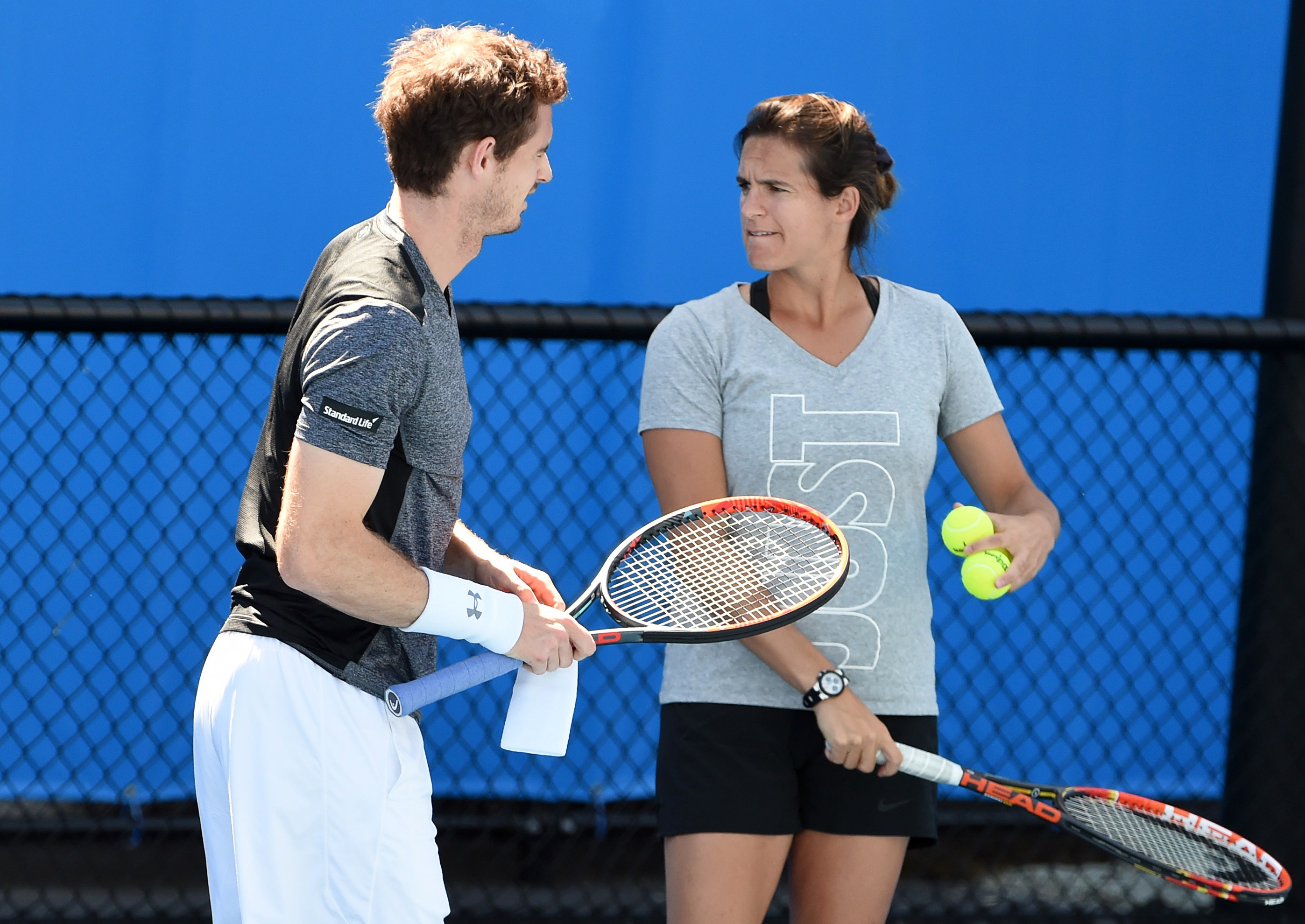 Andy Murray, Coach Amelie Mauresmo End Tennis Relationship | Time