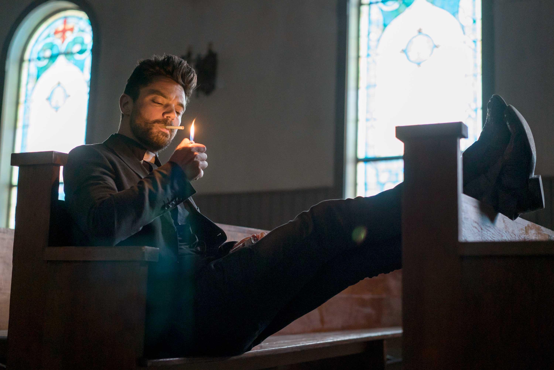 Preacher and Outcast lift faith and fear from comics
