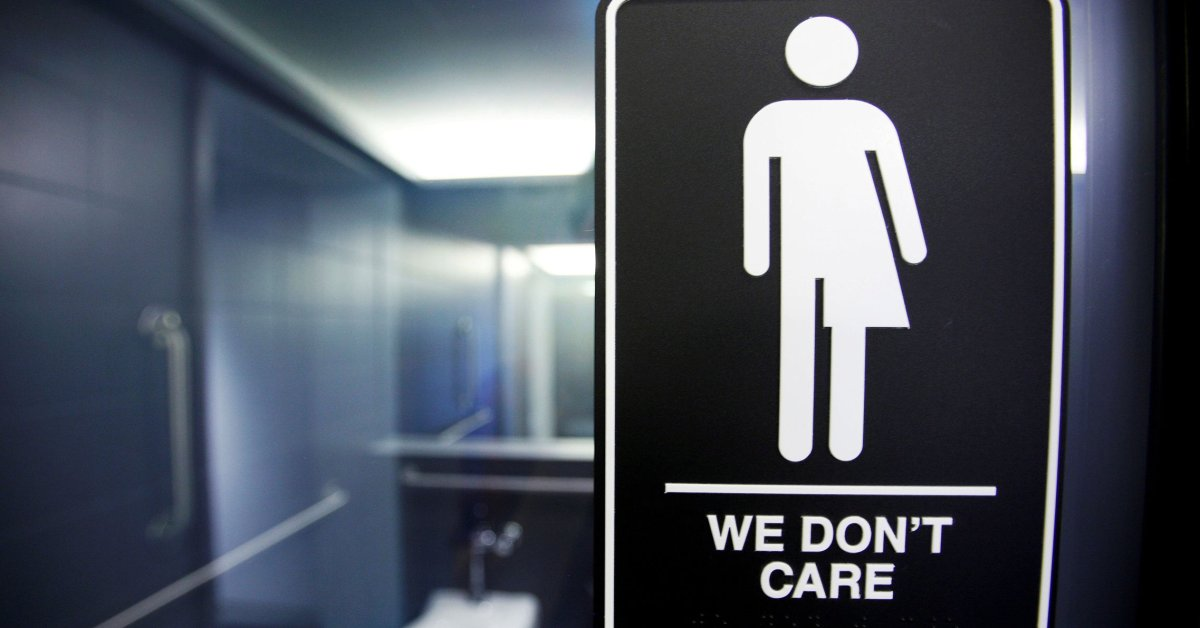 Transgender Rights Fight Has Moved Into Bathrooms Time