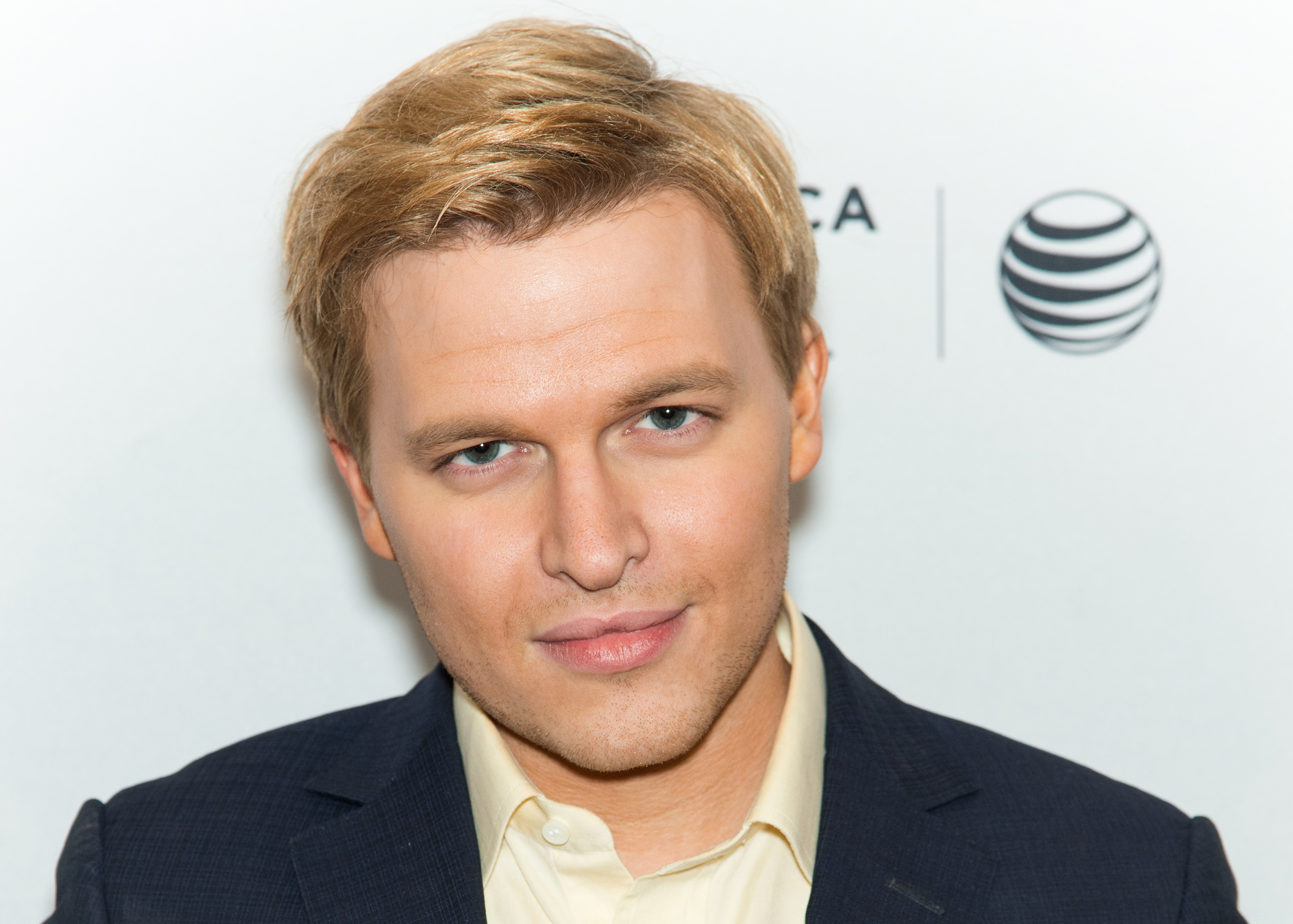 Activist Ronan Farrow attends the 2015 Tribeca Film Festival World Premiere Documentary: 'The Diplomat'  at SVA Theater 1 on April 23, 2015 in New York City.