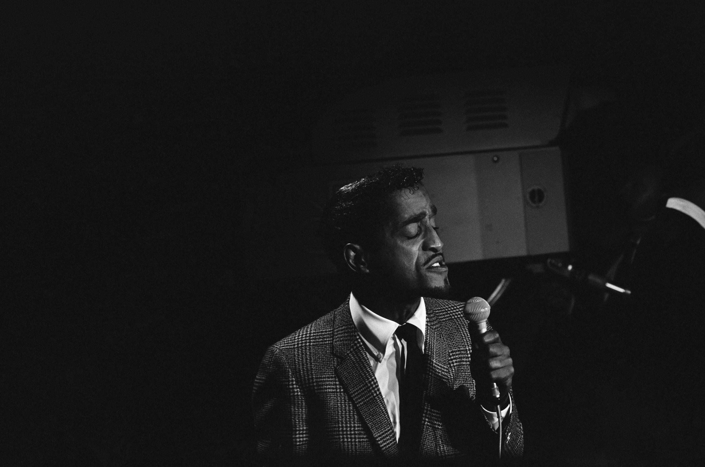 Sammy Davis, Jr. on September 17, 1965.