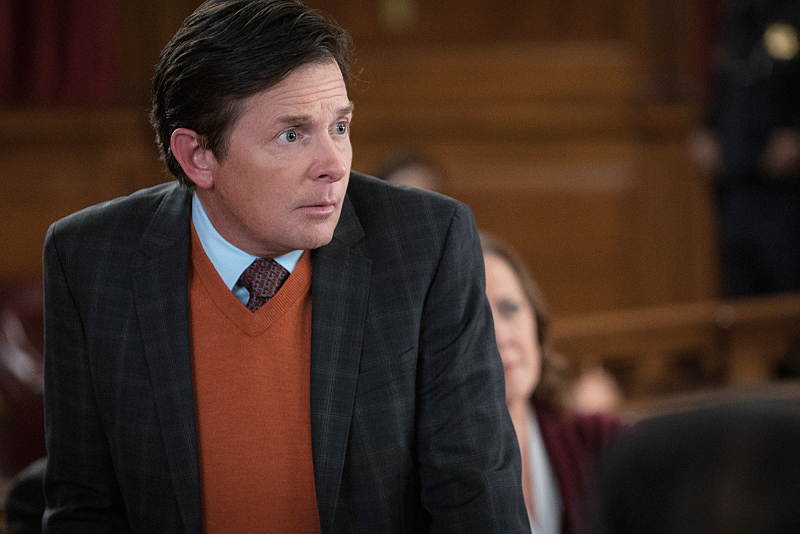 Michael J. Fox as Louis Canning.
