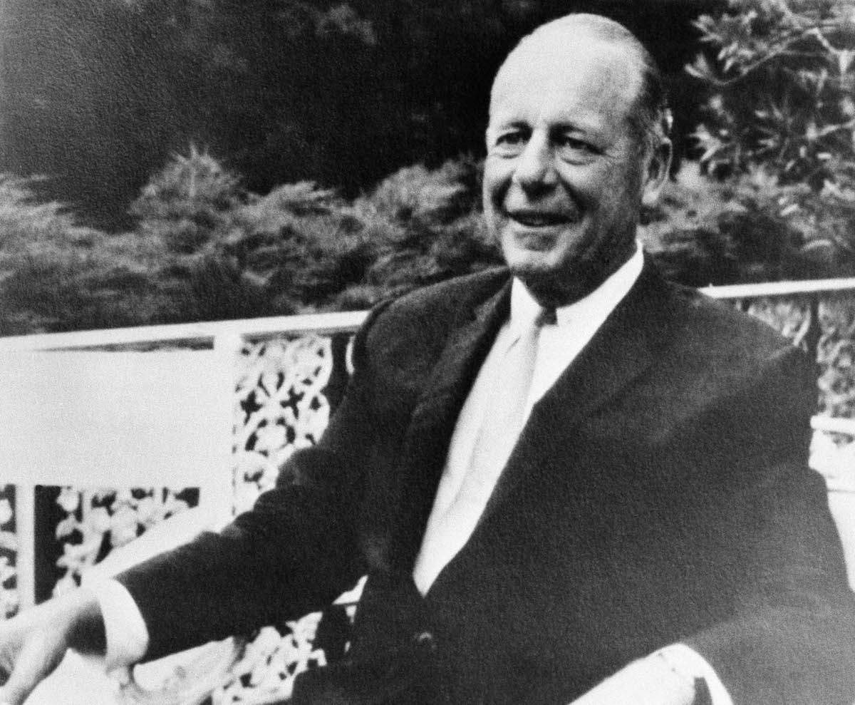 In this undated file photo, Jim Thompson smiles shortly before he disappeared.