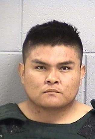 Tom Begaye of Waterflow, N.M. Begaye was arrested in connection with 11-year-old Ashlynne Mike's disappearance and death.