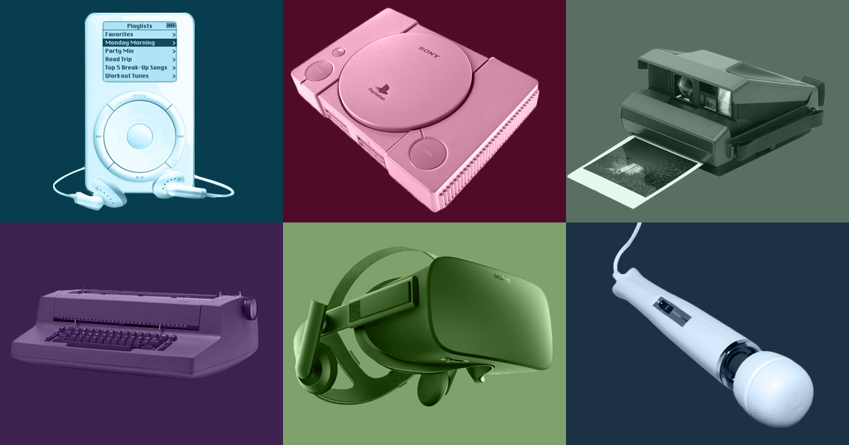 The 50 Most Influential Gadgets Of All