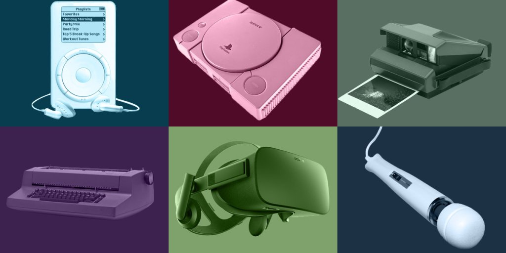 The 50 Most Influential Gadgets Of All Time Time