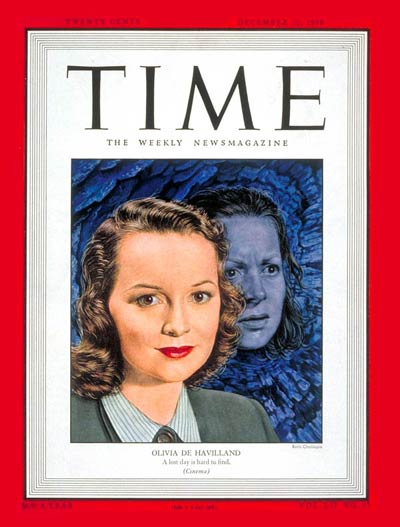 The Dec. 20, 1948, cover of TIME