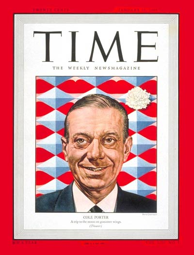 The Jan. 31, 1949, cover of TIME