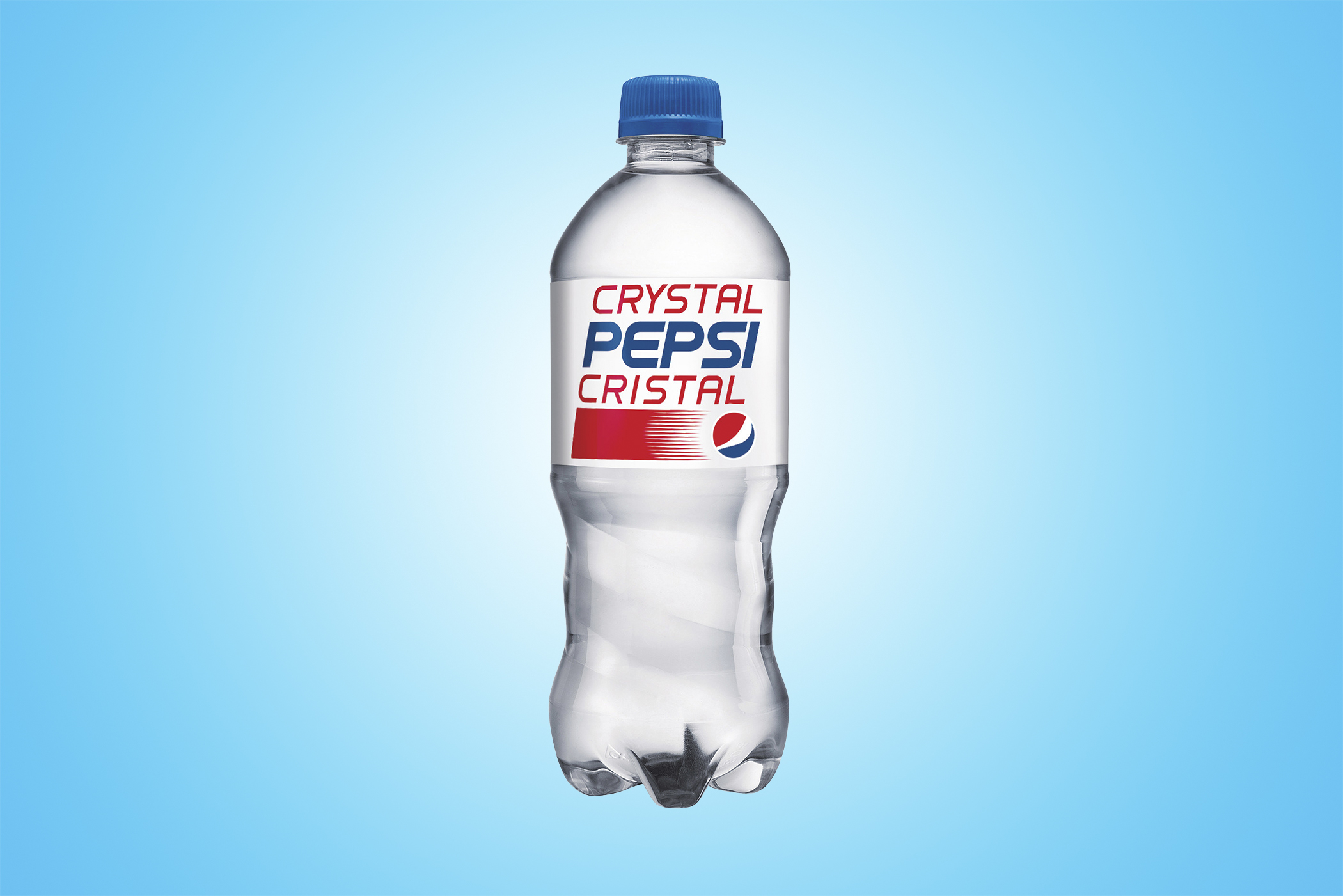 Crystal Pepsi(R) - the iconic 90s clear cola - will be available for a limited time across Canada beginning July 11.