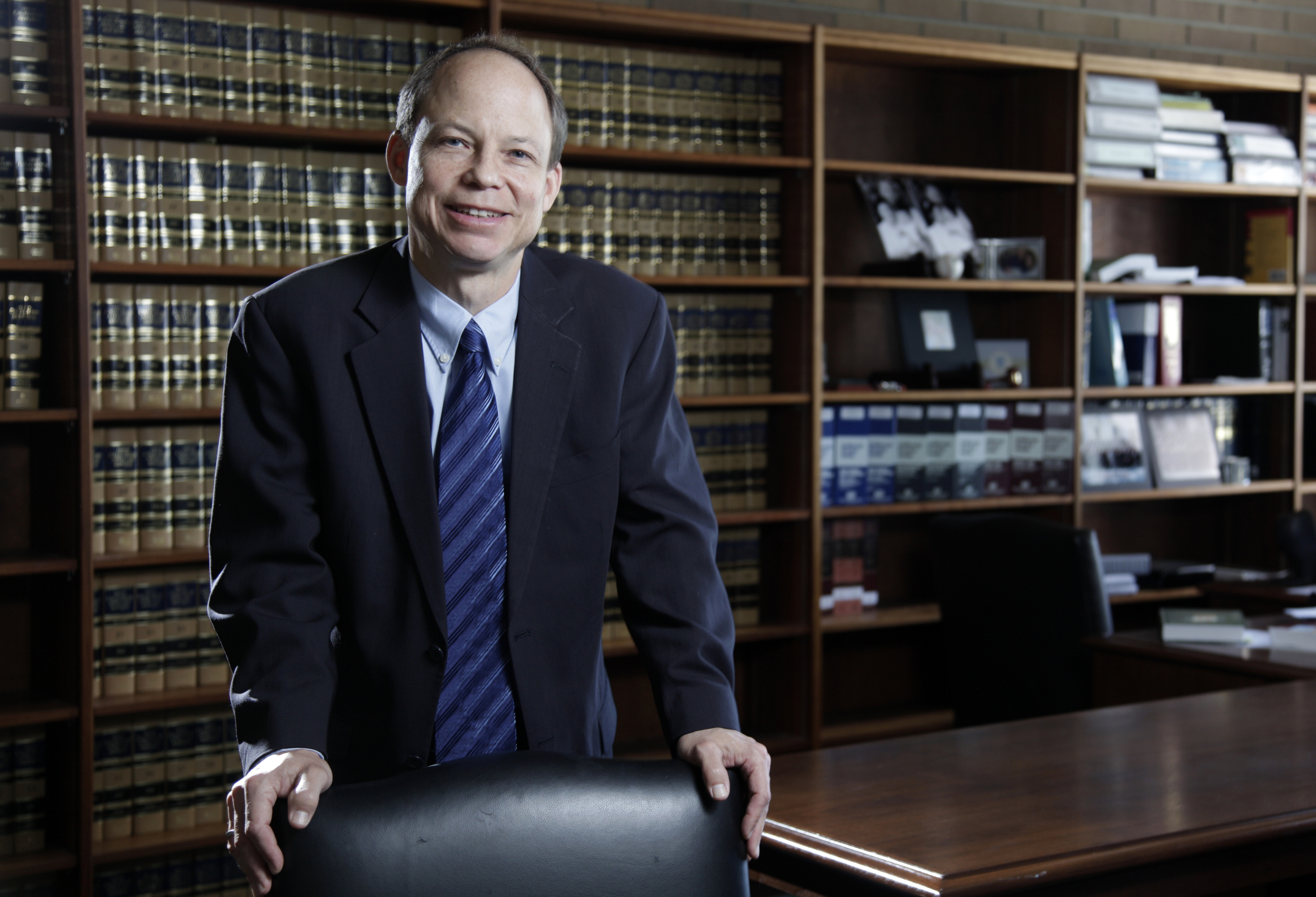 Santa Clara County Superior Court Judge Aaron Persky on June 27, 2011.