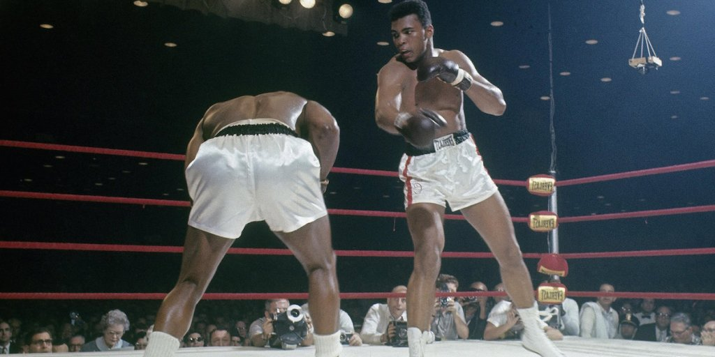 Before Muhammad Ali Who Was The Original Cassius Clay Time
