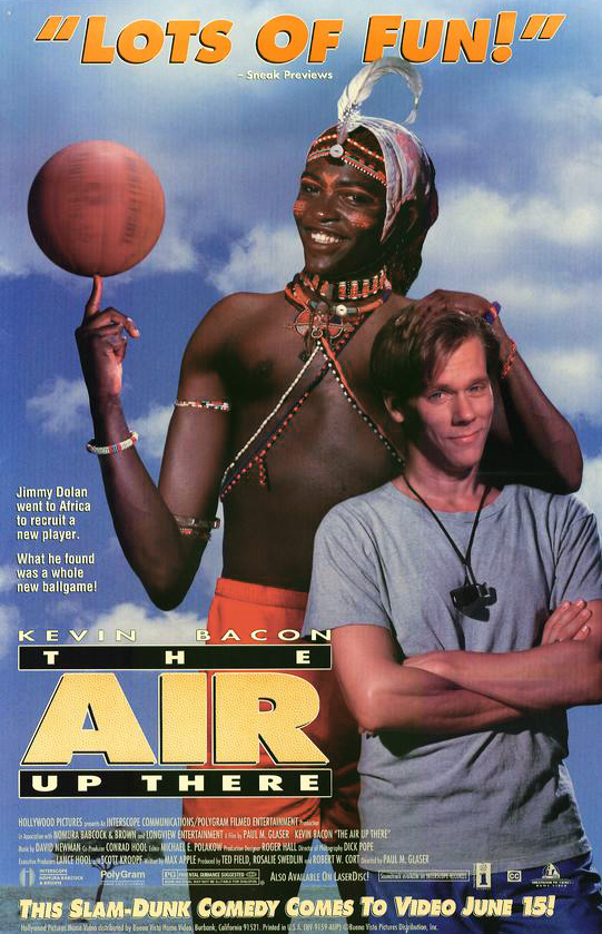The Air Up There, 1994