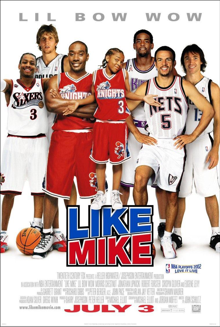 Like Mike, 2002