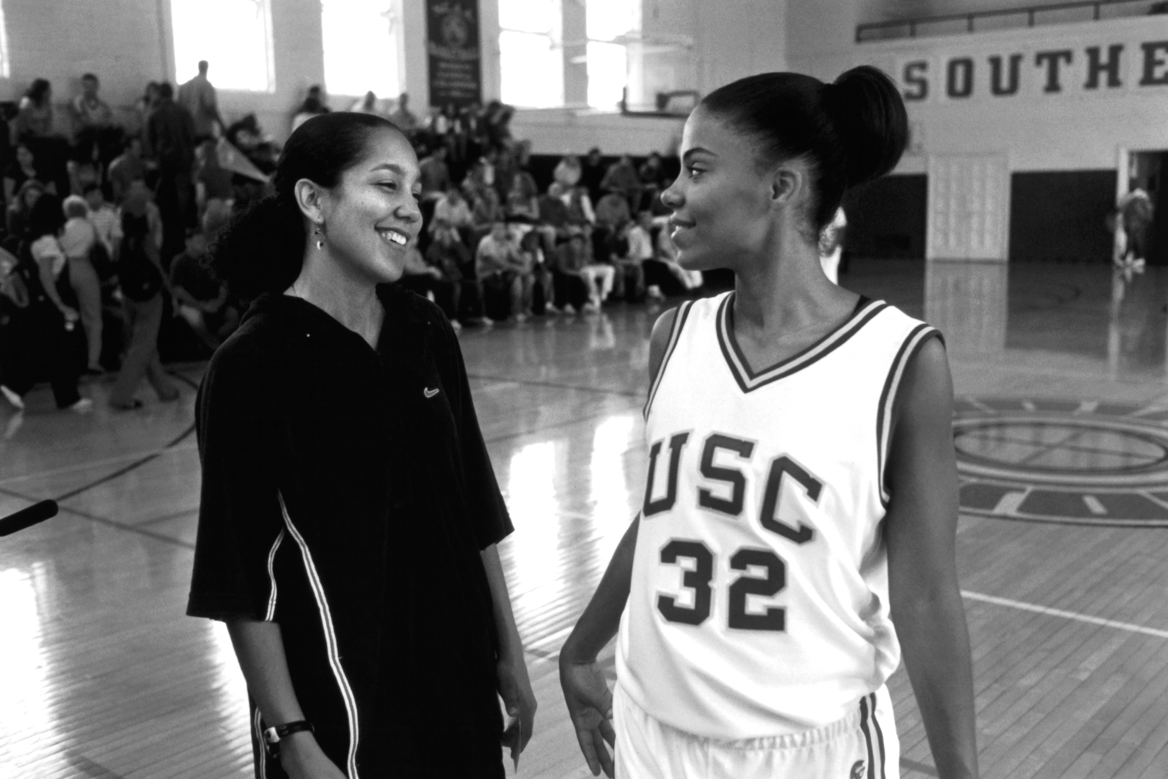 Love & Basketball, 2000