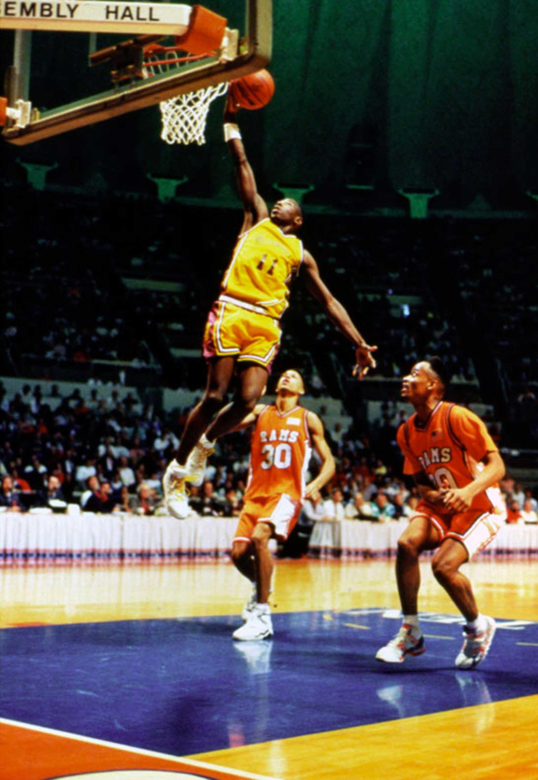 Hoop Dreams, 1994