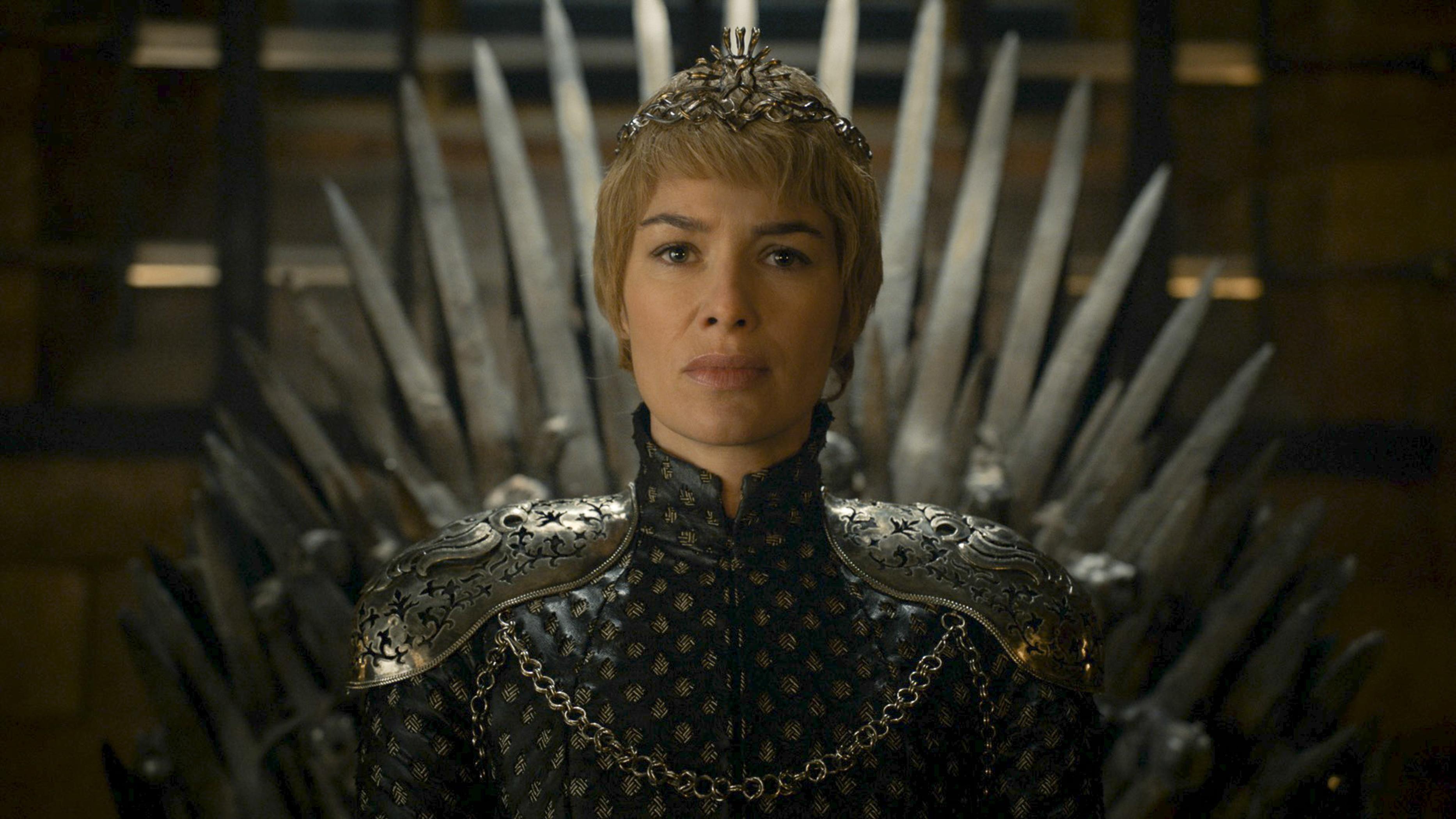Lena Headey in 'Game of Thrones.' HBO.