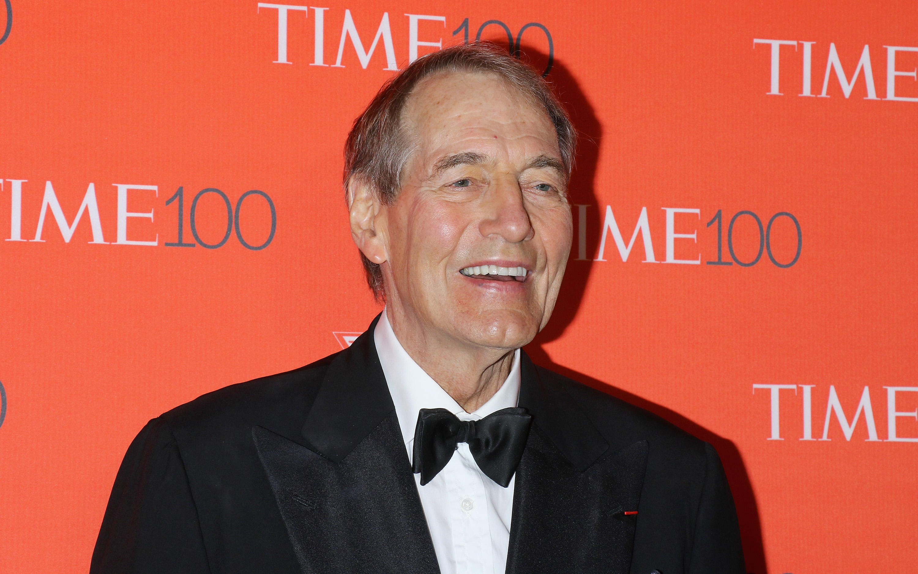 Talk show host/ journalist Charlie Rose attends the 2016 Time 100 Gala at Frederick P. Rose Hall, Jazz at Lincoln Center on April 26, 2016 in New York City.