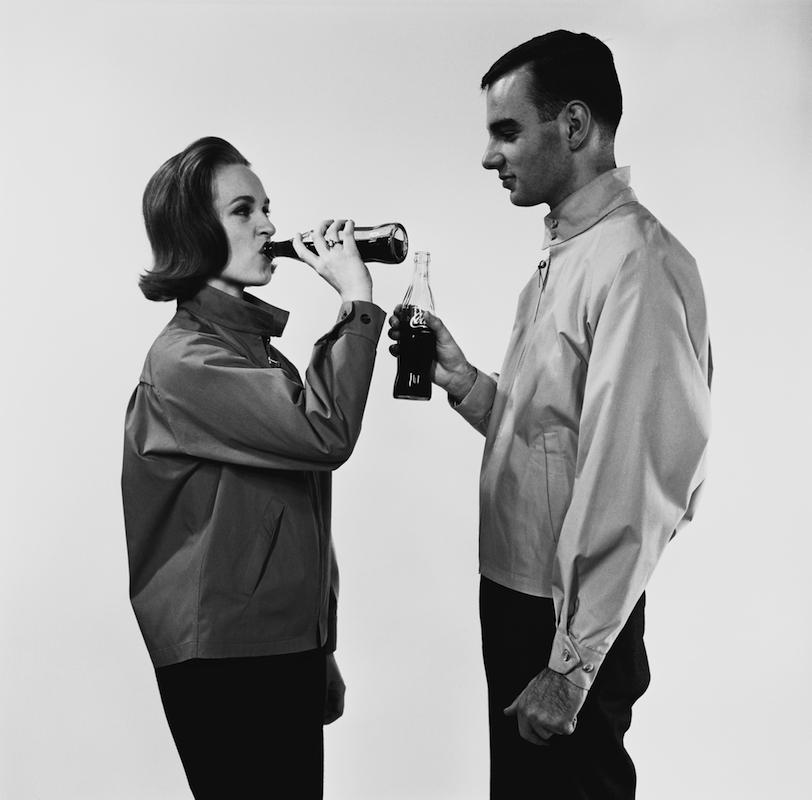Coca-Cola Couple