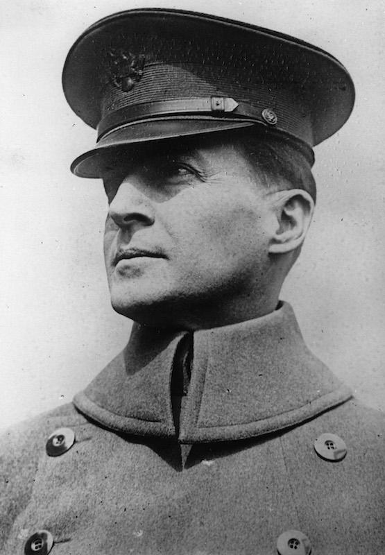 Douglas MacArthur, circa1930.
