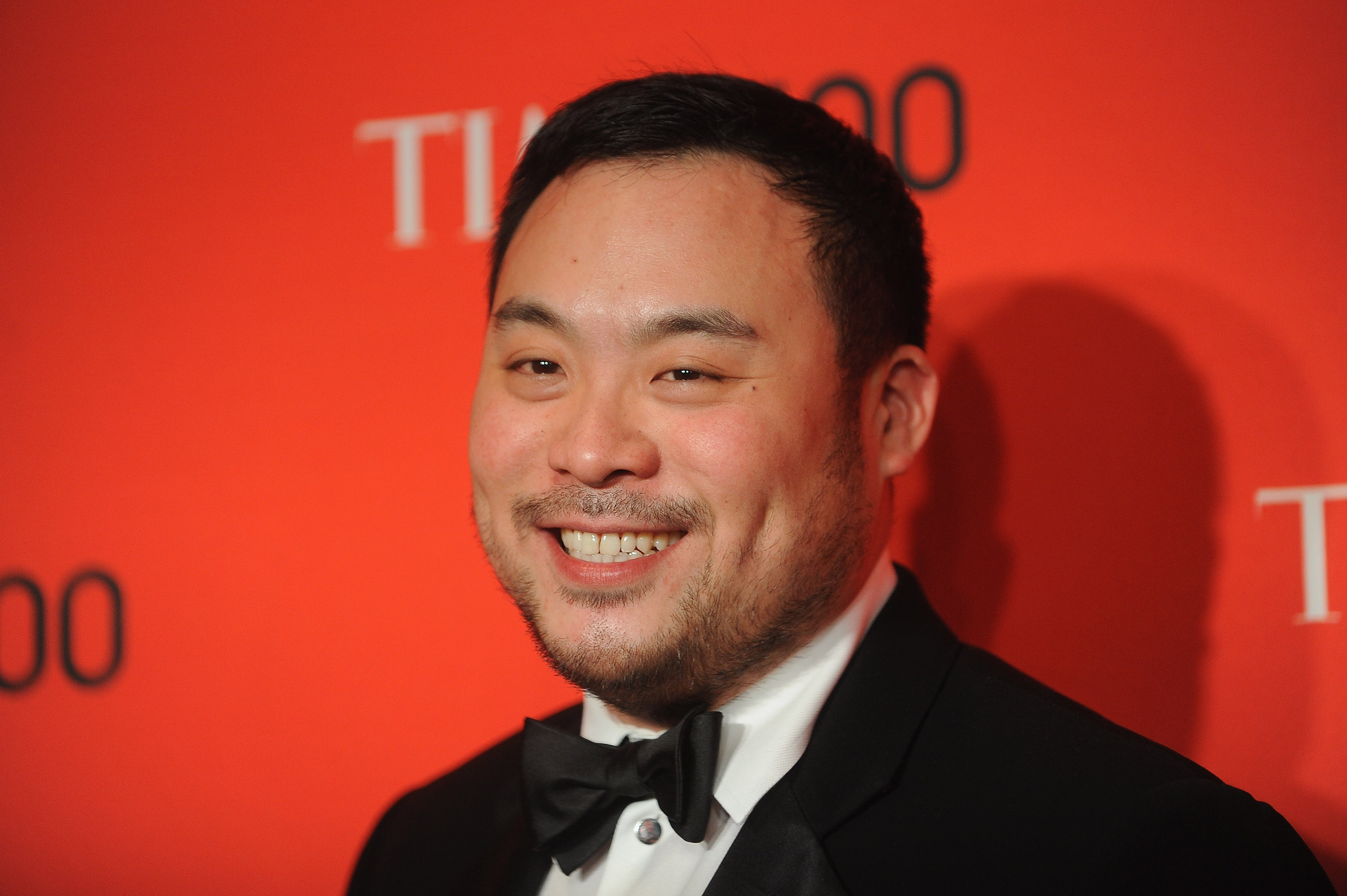 David Chang at the TIME 100 Gala celebrating TIME'S 100 Most Influential People In The World in New York City on April 24, 2012.