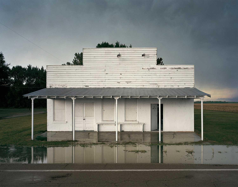 Dubbs Office. Tunica, Mississippi, 2014