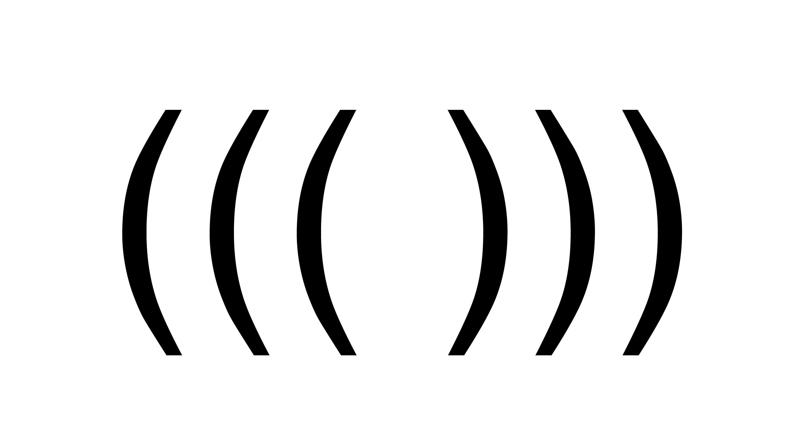 Echo Symbol