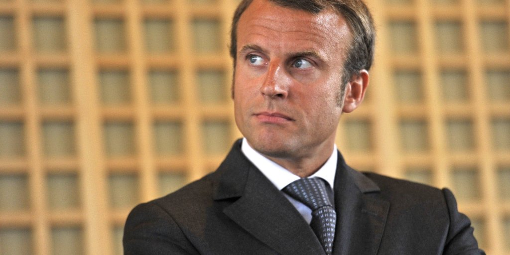 Brexit Emmanuel Macron Warns Referendum Could Split E U Time