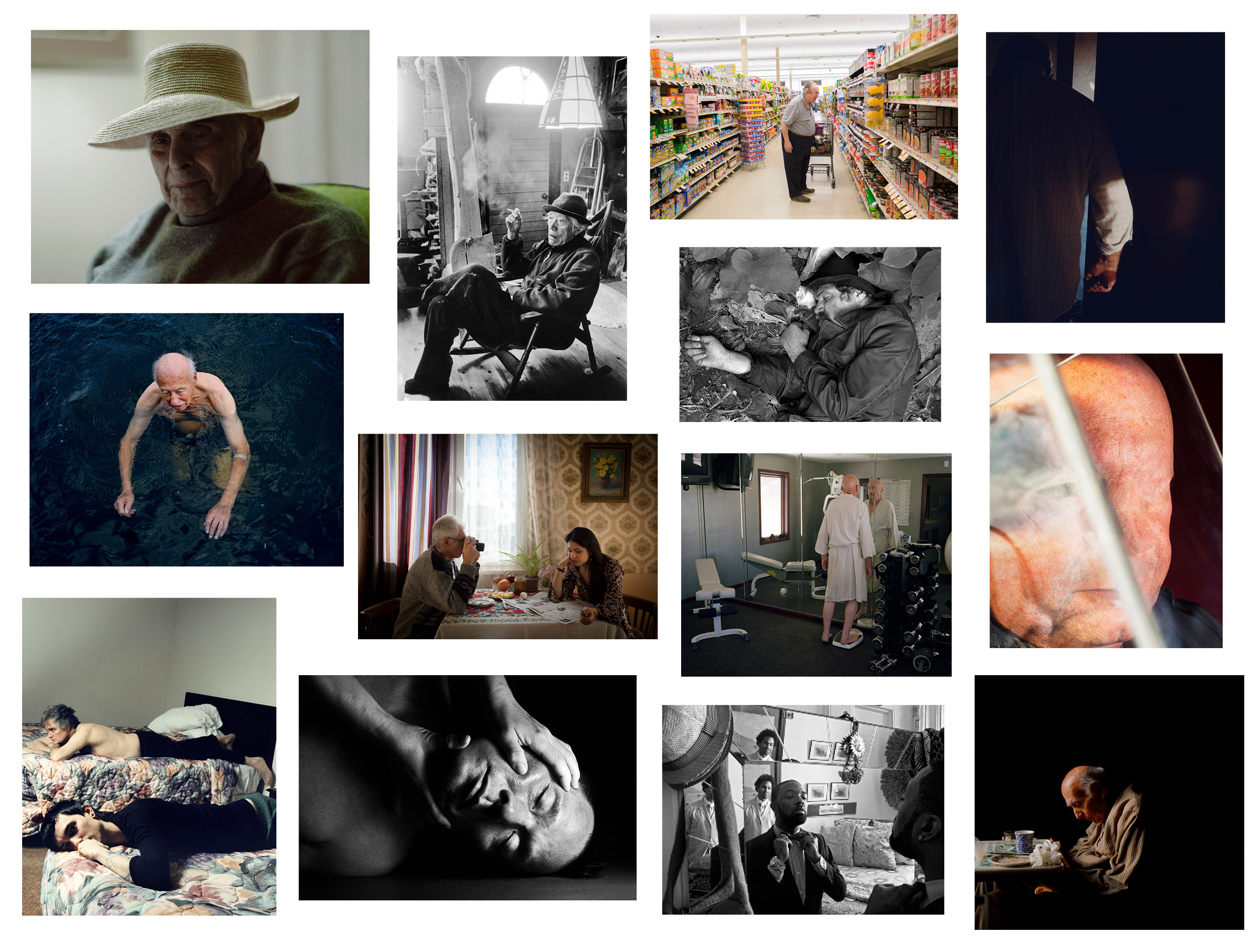 TIME asked 14 photographers who've dedicated themselves to making extensive work about their families to reflect on their experiences photographing their fathers—and to describe which of their own photographs moved them most. Scroll down to see their stories.