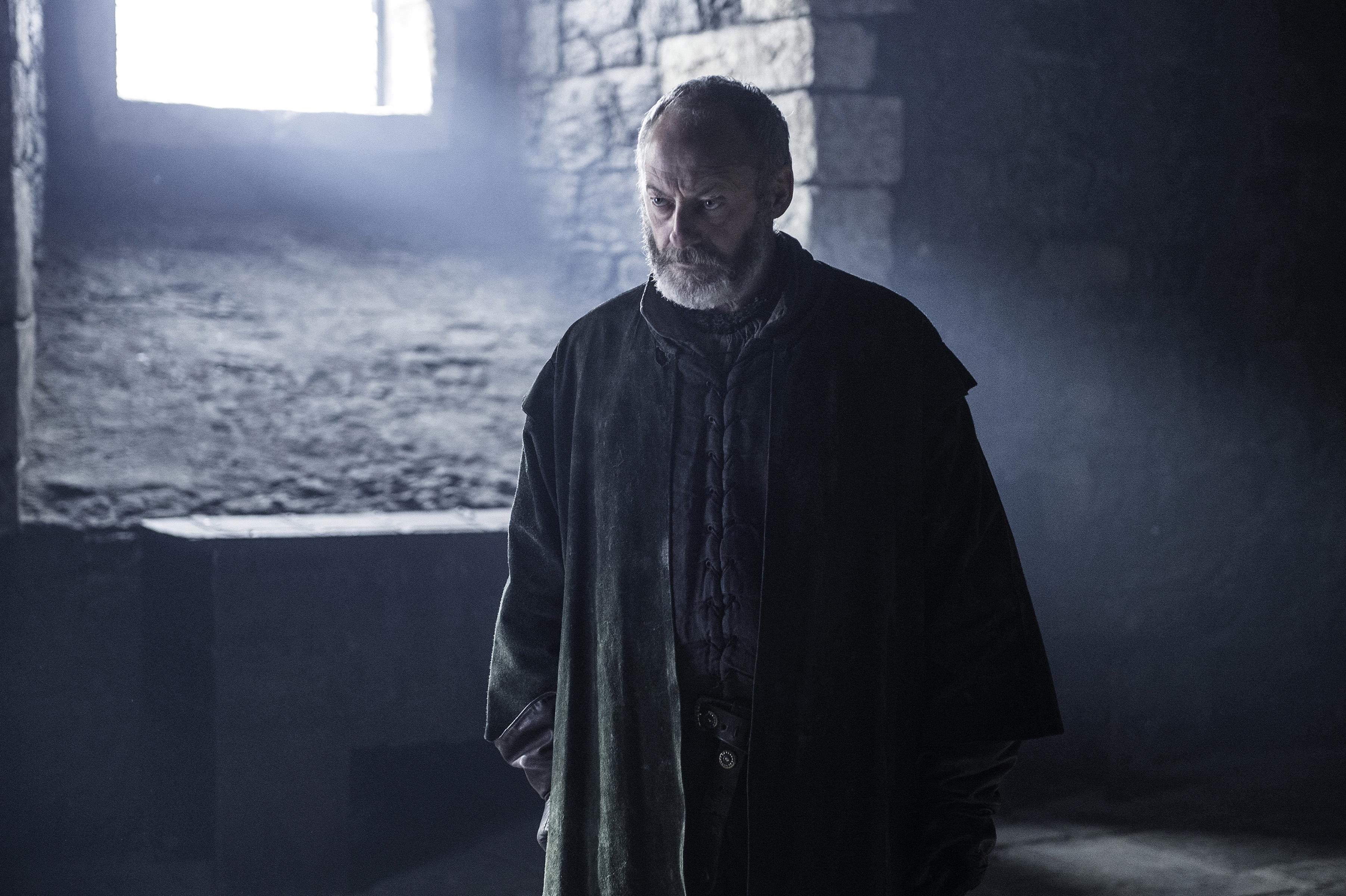 Liam Cunningham in Game of Thrones season 6, episode 10.