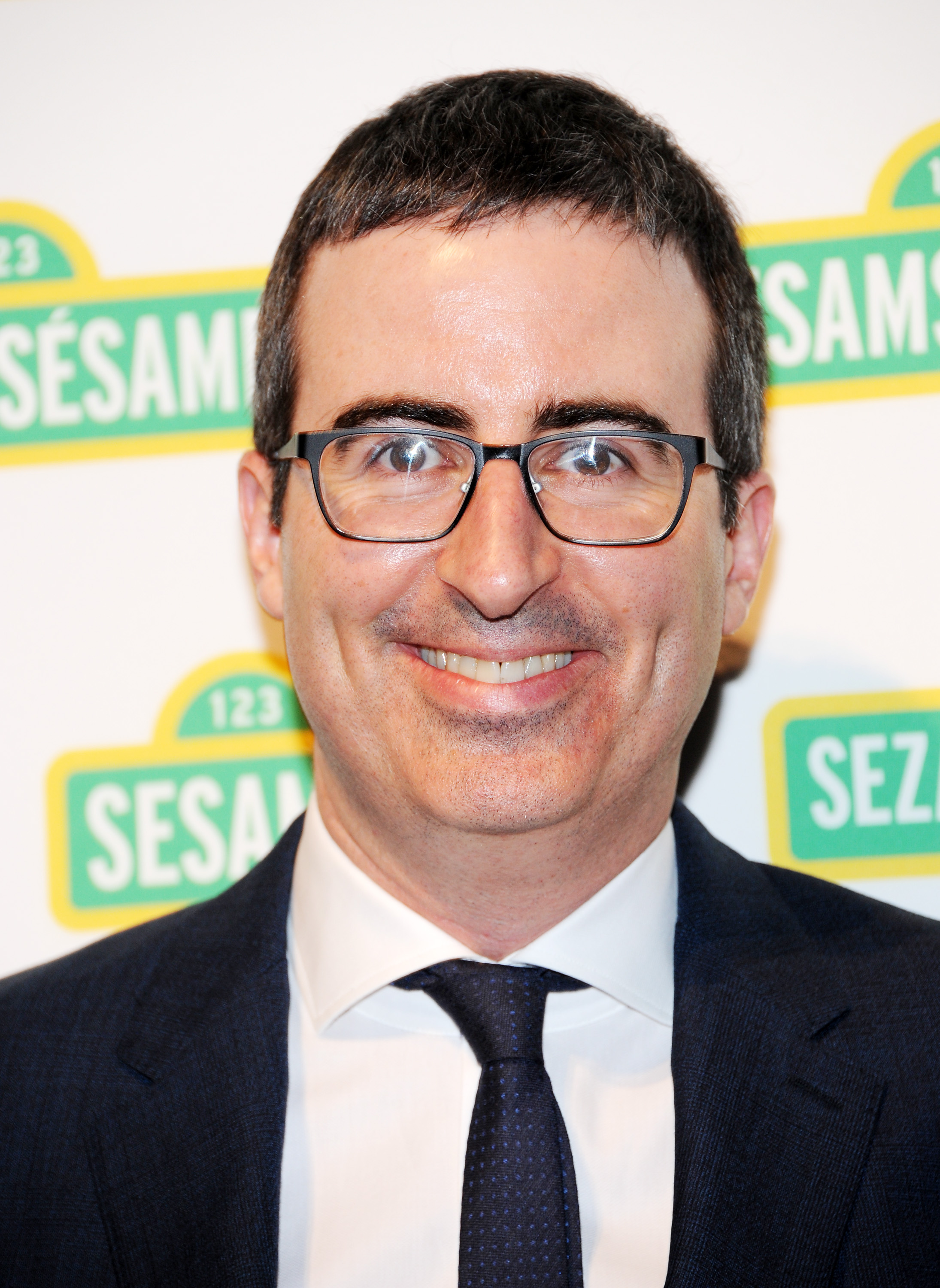 John Oliver attends the 14th Annual Sesame Workshop Gala at Cipriani 42nd Street on June 1, 2016 in New York City. Desiree Navarro—WireImage