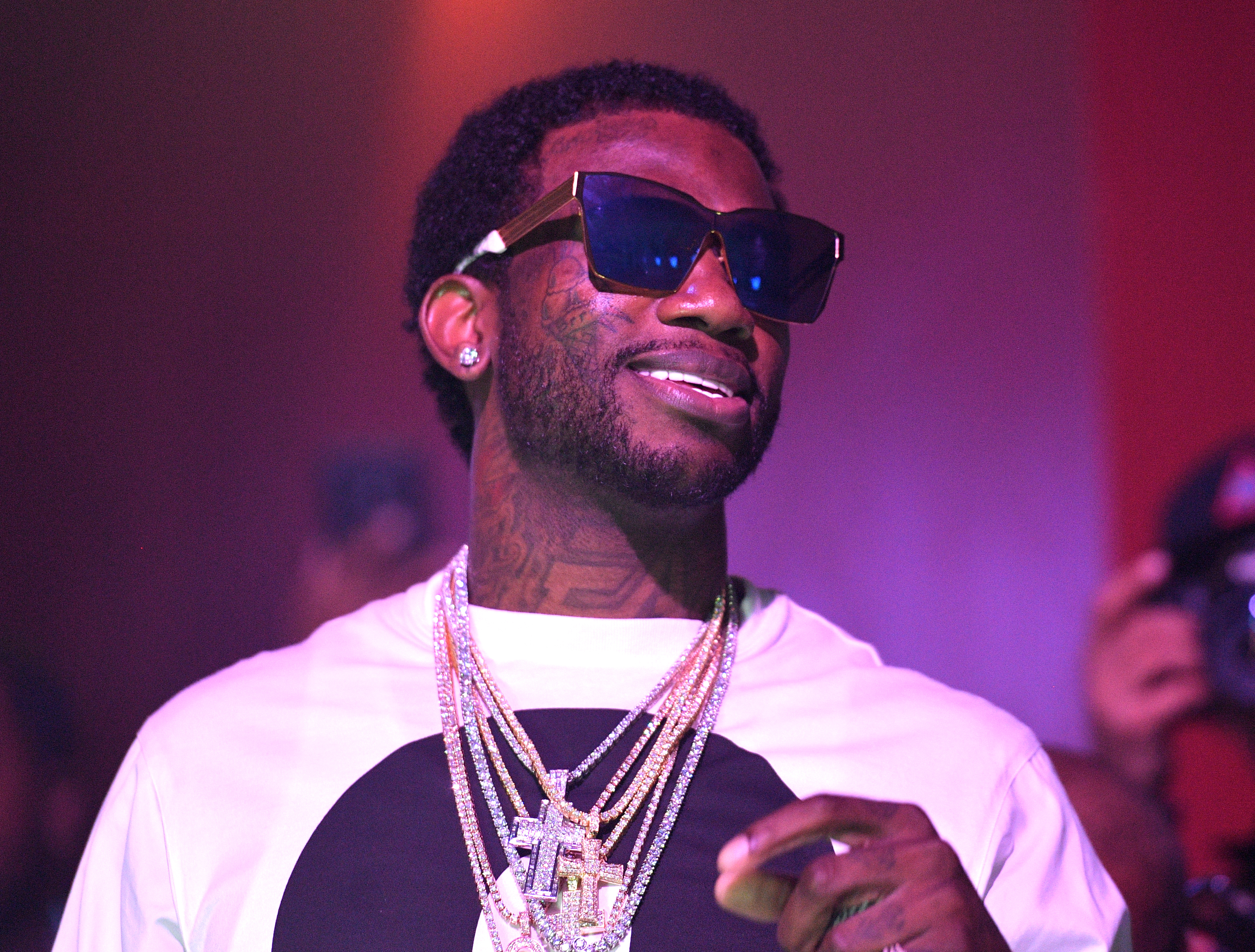 Gucci Mane at The Mansion Elan on June 18, 2016 in Atlanta, Georgia.