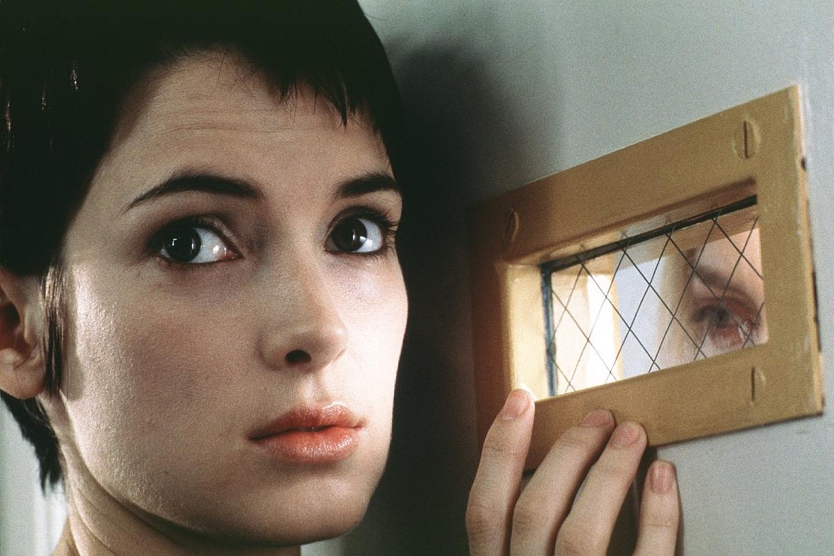 Winona Ryder in Girl, Interrupted in 1999.
