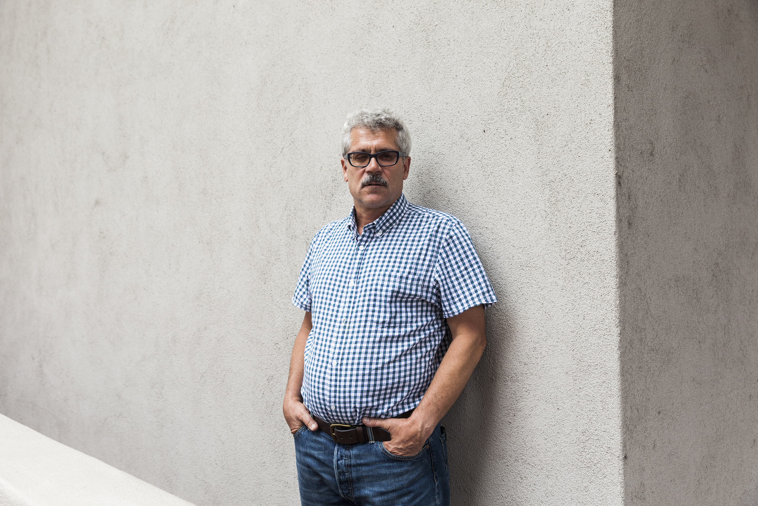 Grigory Rodchenkov, who ran the 2014 Sochi Olympic Games antidoping test laboratory, in Los Angeles, May 5, 2016. Rodchenkov said he developed a three-drug cocktail of banned substances that he provided to dozens of Russian athletes.