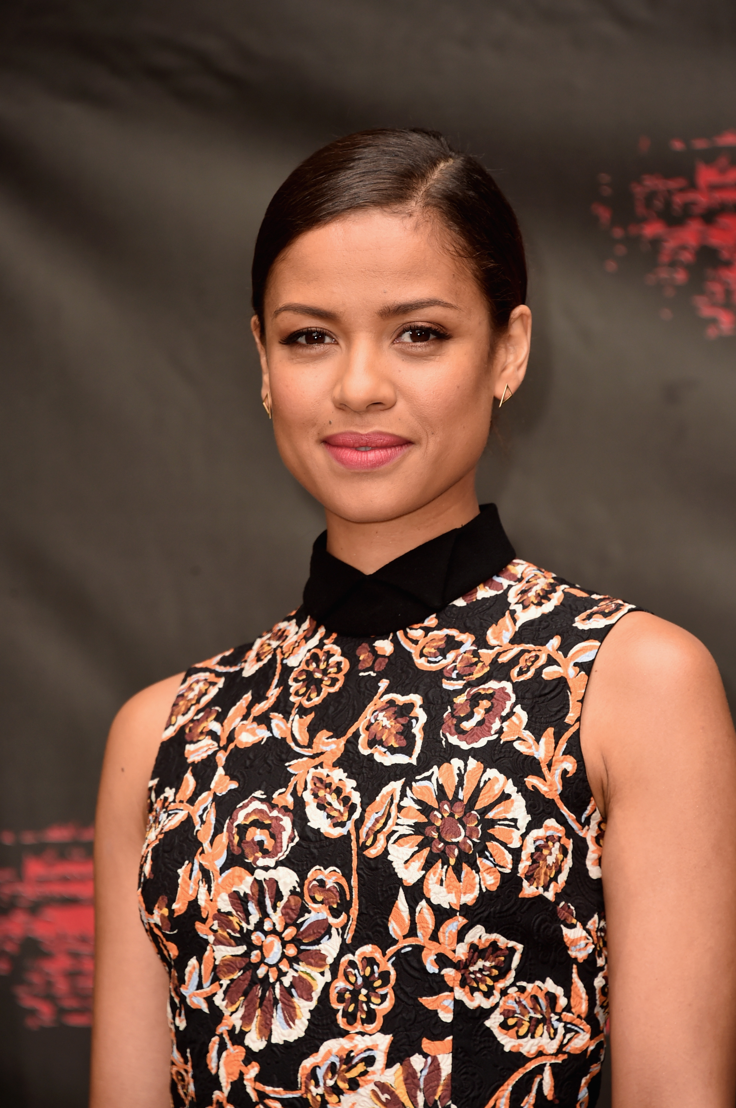 Gugu Mbatha-Raw attends the photo call for  Free State Of Jones  at on May 11, 2016 in Los Angeles, California.