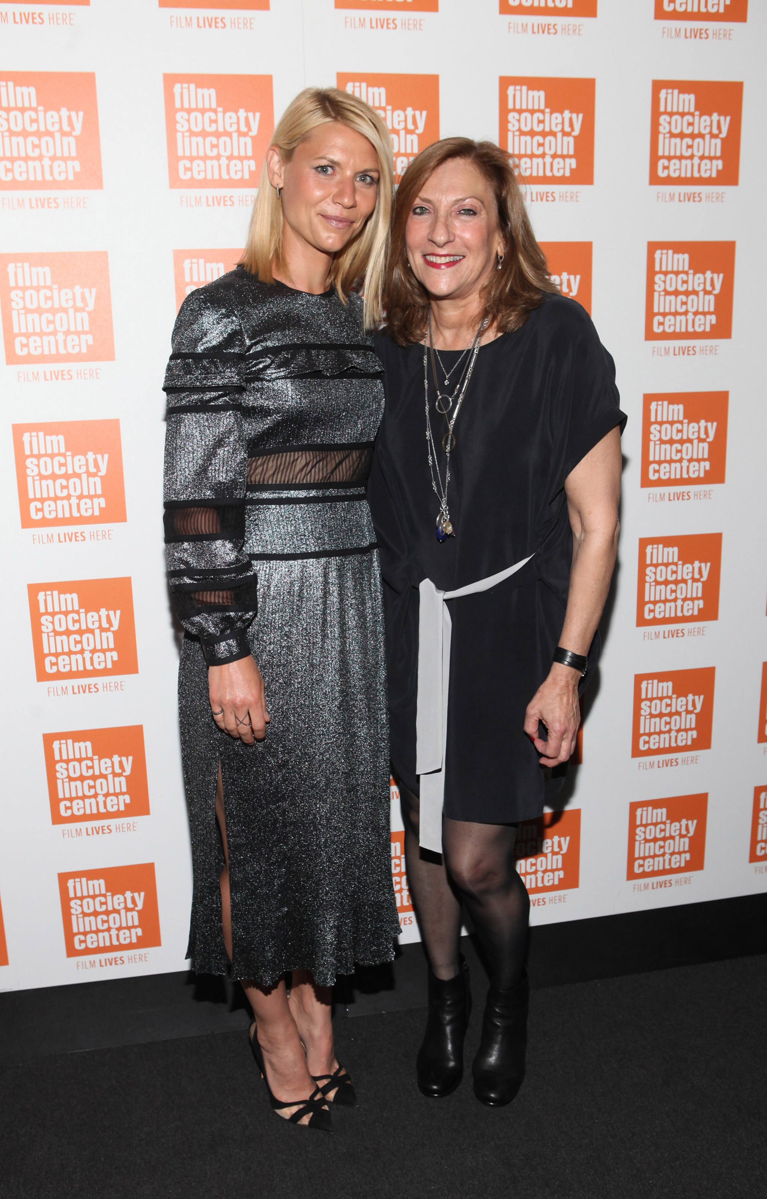 NEW YORK, NY - JUNE 07:   Claire Danes and Executive Producer Lesli Linka Glatter attend An Evening with the Women of  Homeland  at Walter Reade Theater  in New York City, June 7, 2016.