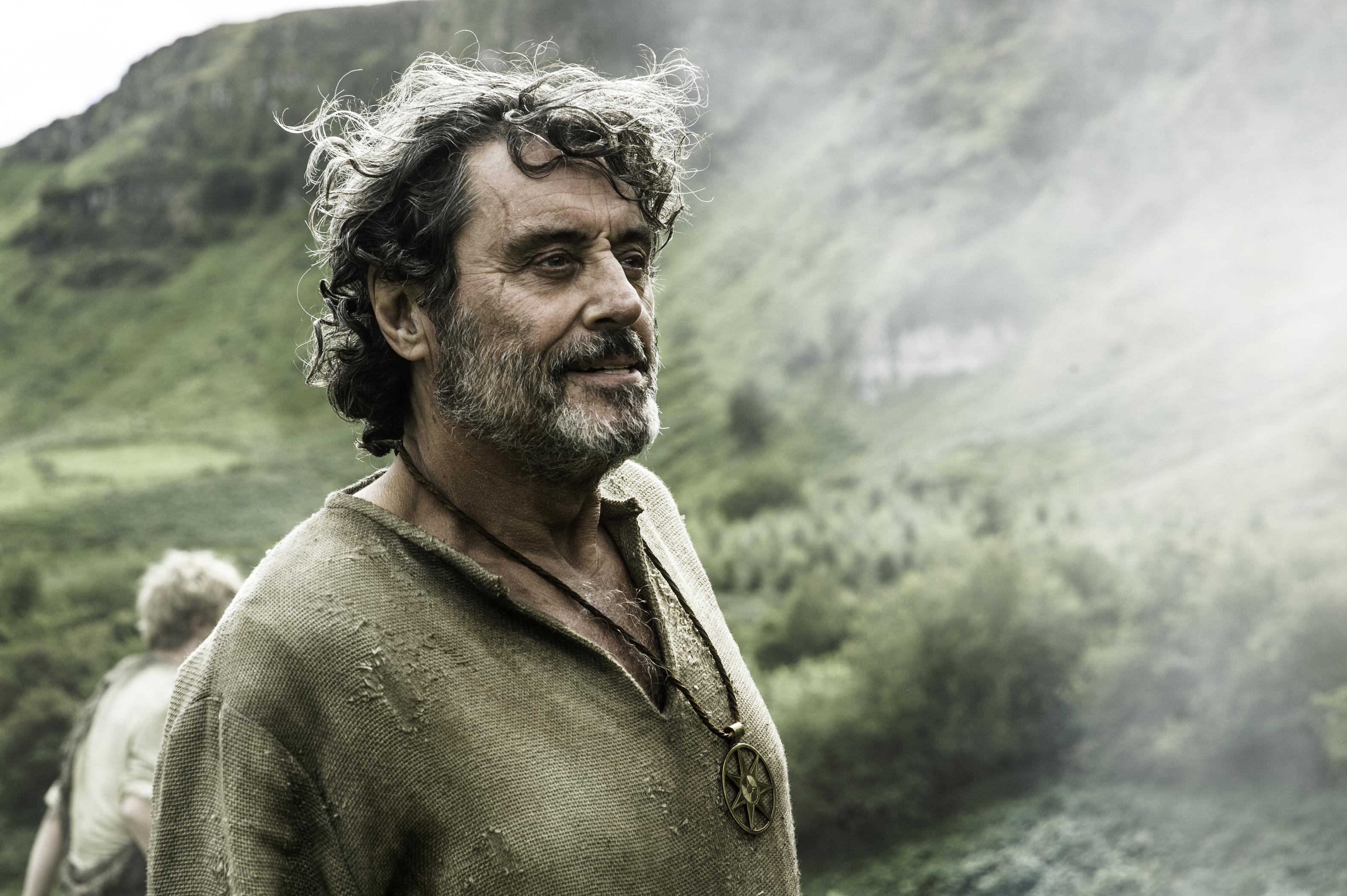 Ian McShane in Game of Thrones