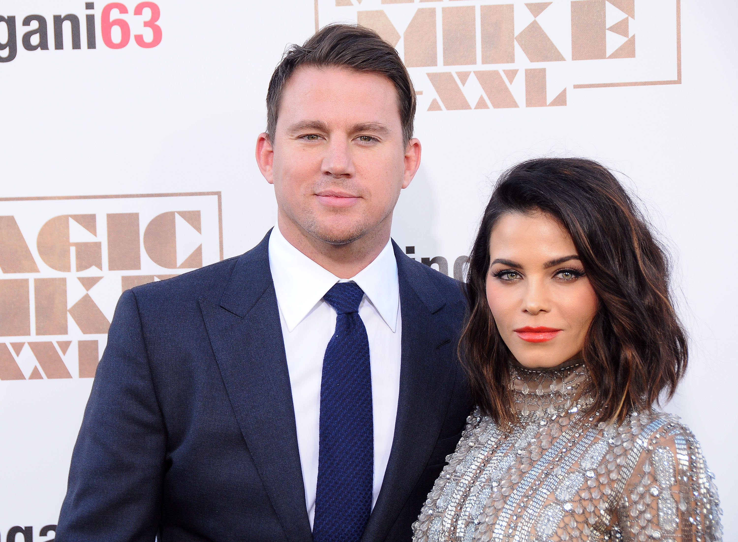 Jenna Dewan: Channing Tatum Is 'Sexiest Thing in the World' | Time