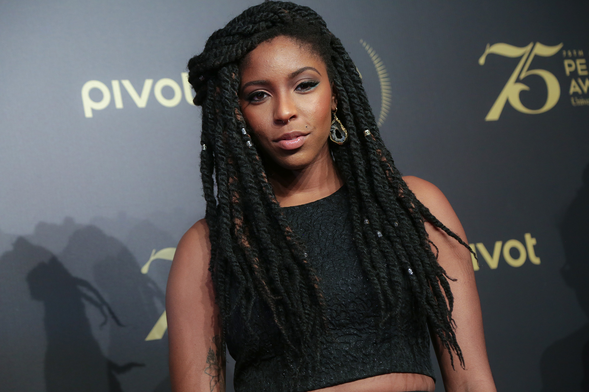 Correspondent from  The Daily Show  Jessica Williams attends the 75th Annual Peabody Awards Ceremony held at Cipriani Wall Street on May 21, 2016 in New York City.  (Photo by Brent N. Clarke/FilmMagic)
