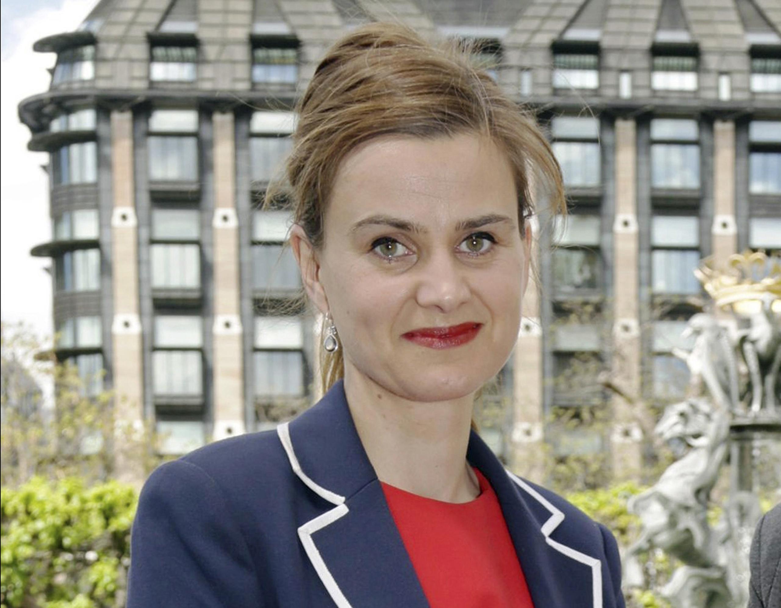 Labour Member of Parliament Jo Cox