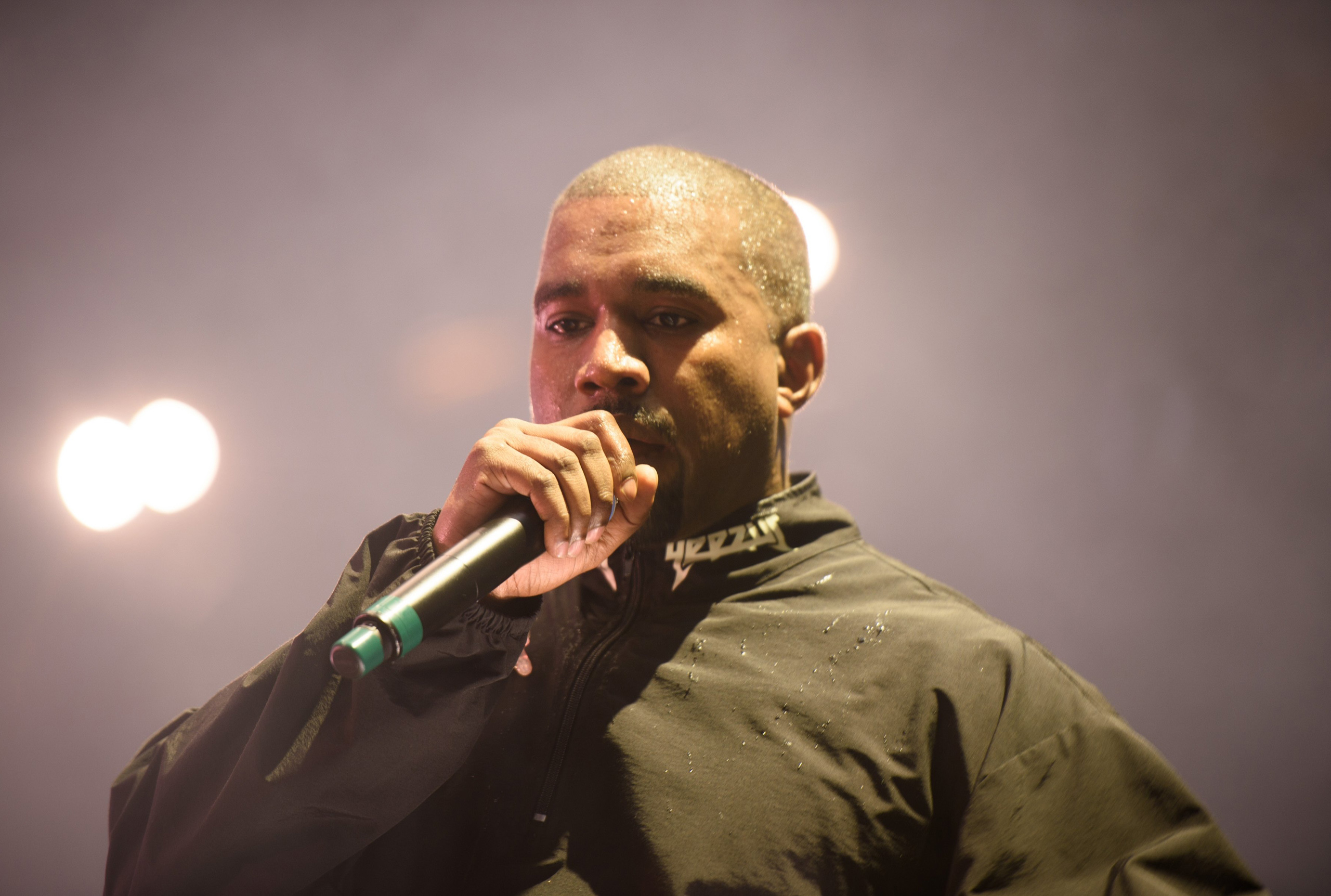 Kanye West performs at the 2016 Hot 97 Summer Jam at MetLife Stadium in East Rutherford, New Jersey on June 5, 2016.