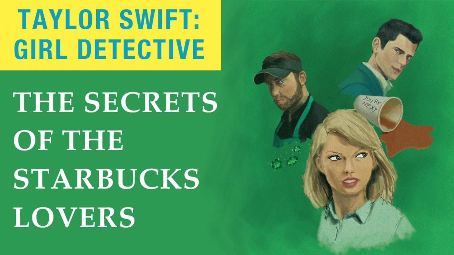 Taylor Sift Graphice Novel, Courtesy of Kickstarter