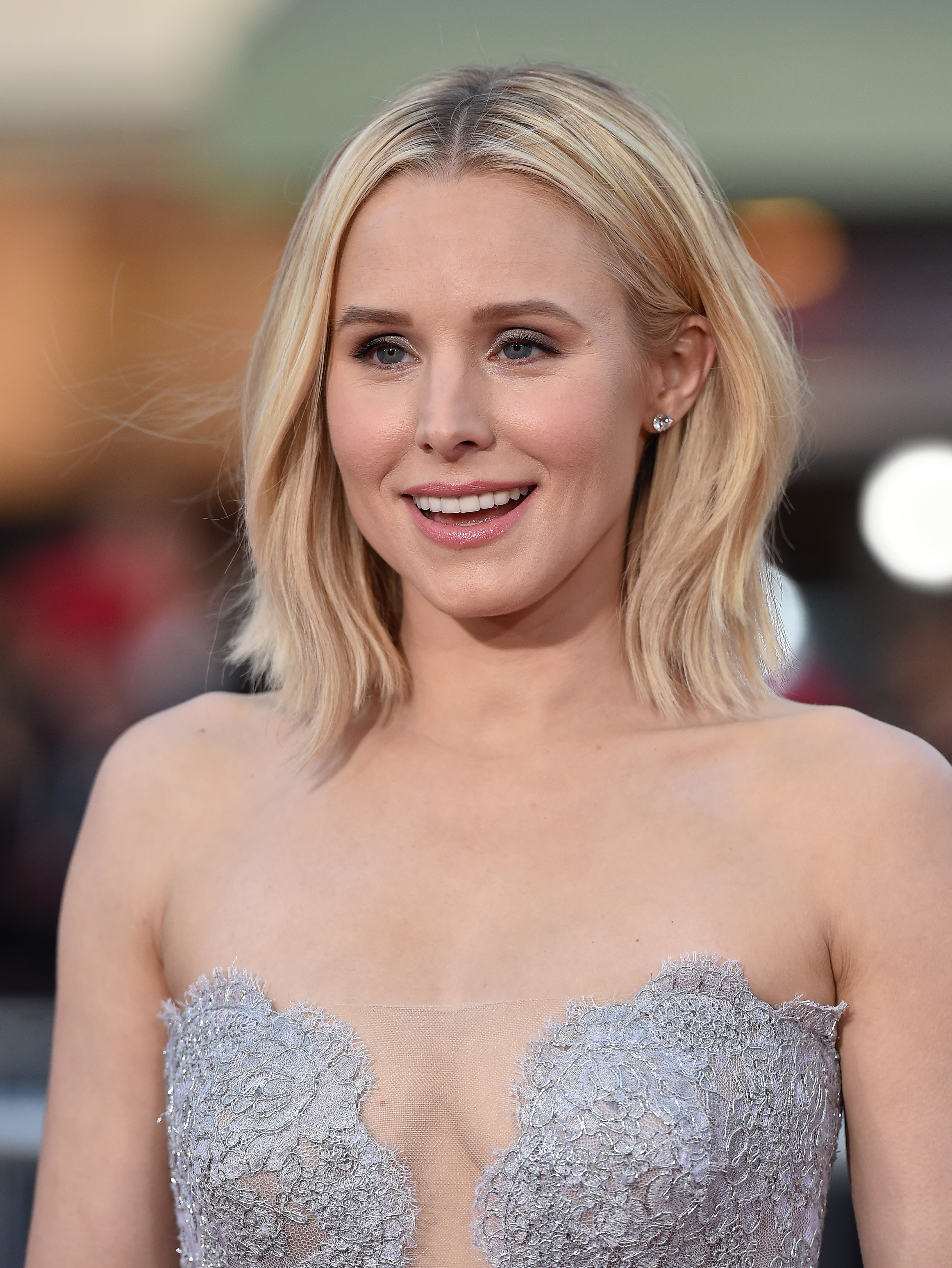 Kristen Bell at the premiere of USA Pictures'  The Boss  in Westwood, Calif. on March 28, 2016.