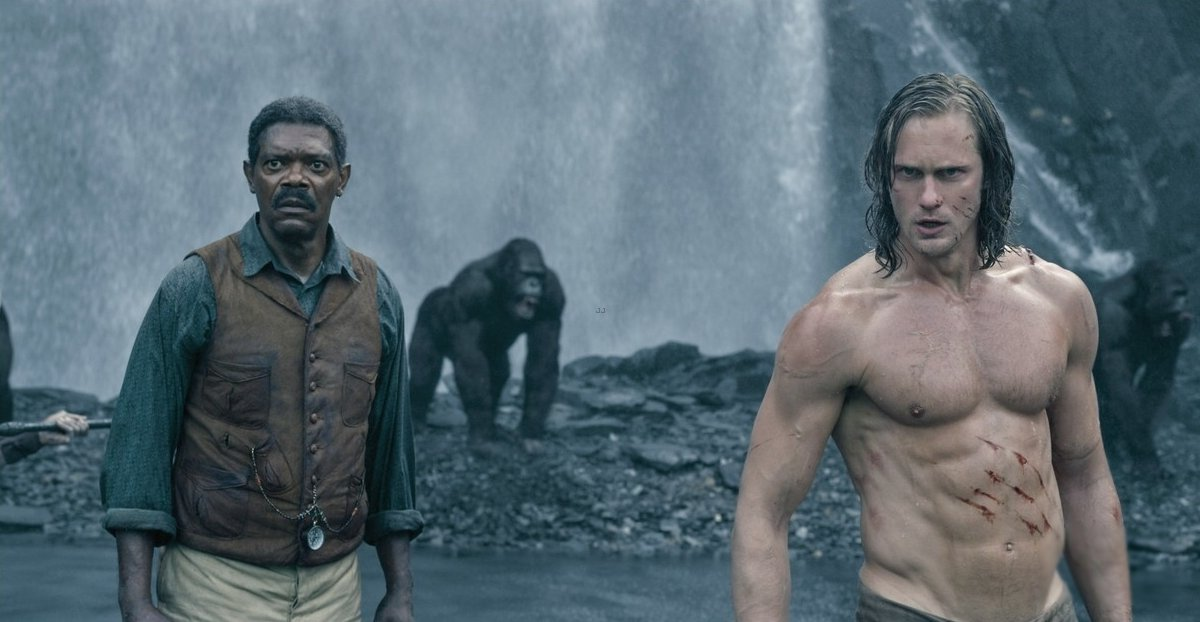 Legend Of Tarzan Review Revisionist Weird And Beautiful Time
