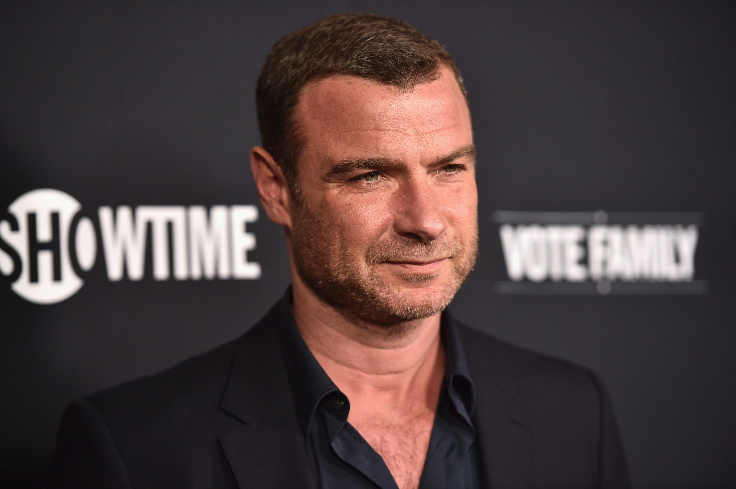 Liev Schreiber attends the For Your Consideration screening and panel for Showtime's 'Ray Donovan' at Paramount Theatre in Hollywood on April 25, 2016.