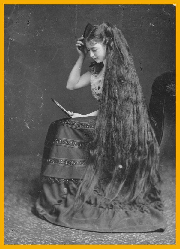 Long Hair For Women Short Hair For Men How Did That Start Time
