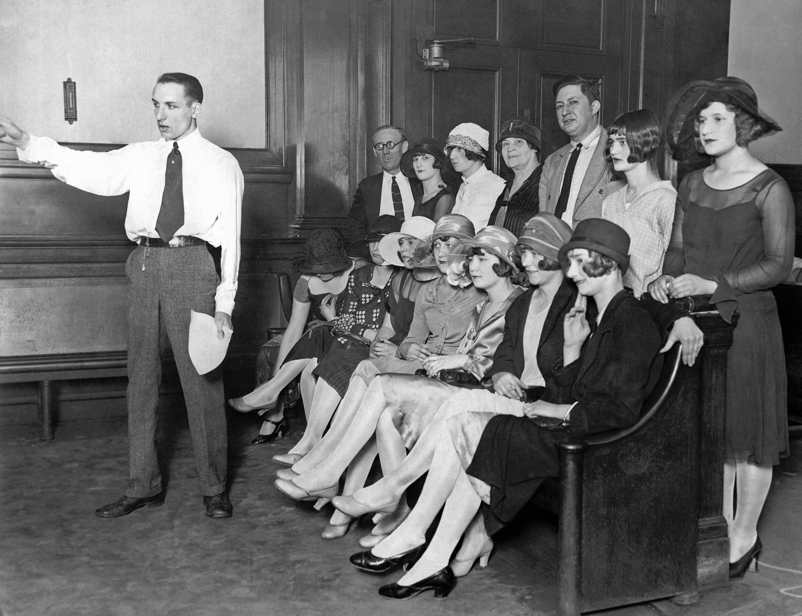 White Slavery Charges 1926