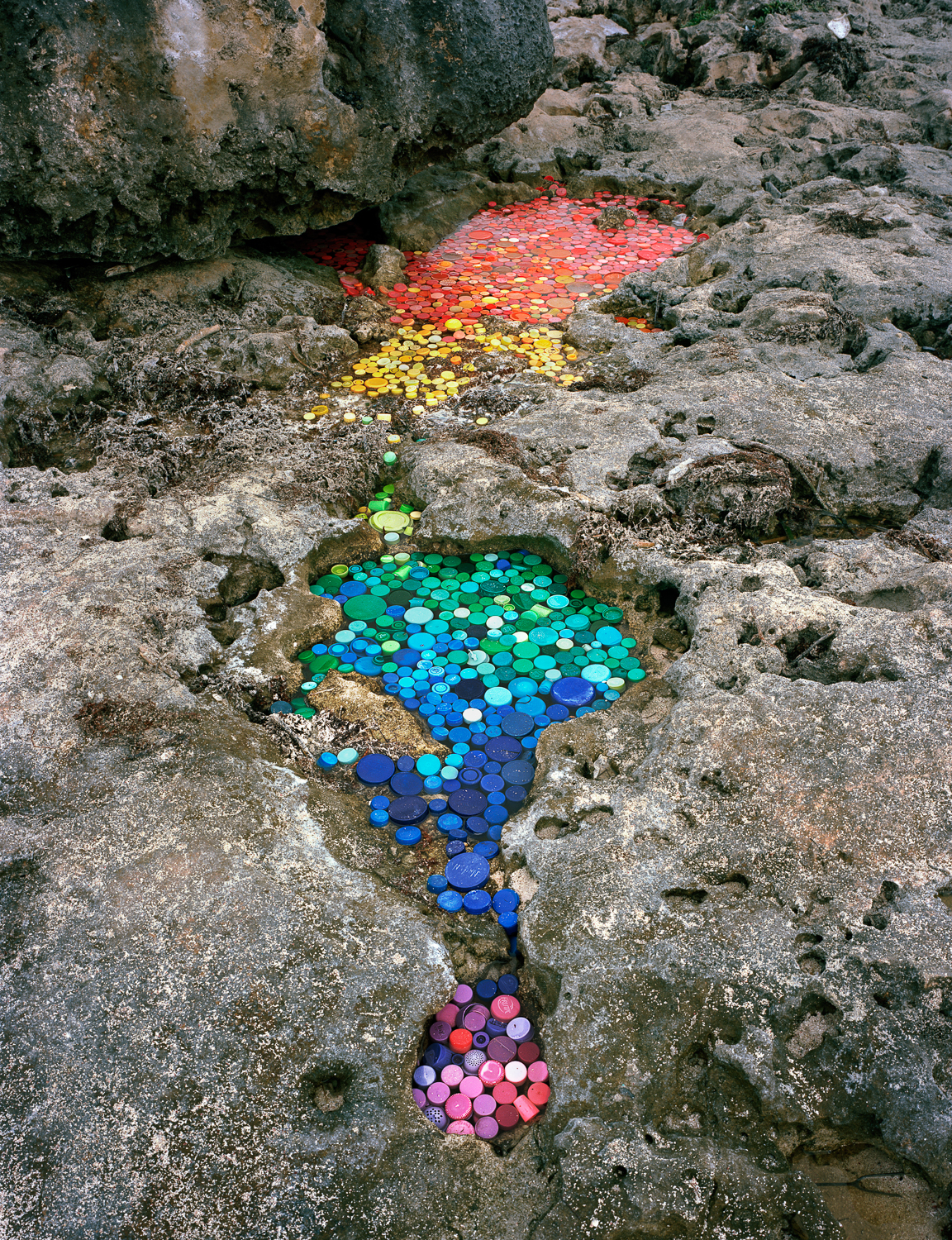 World Oceans Day 13 Artists Who Create Art From Ocean Trash Time