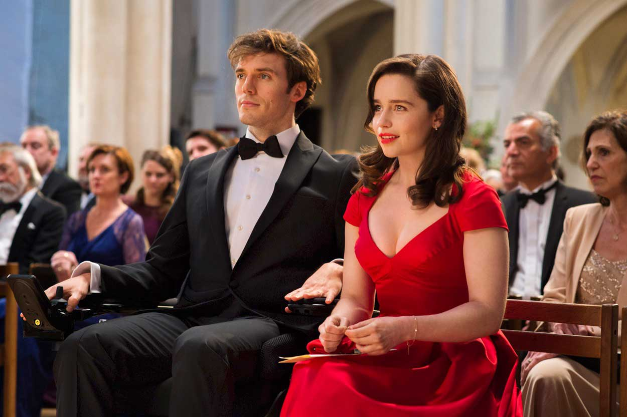 Me Before You: a three-hankie dose of charm and waterworks