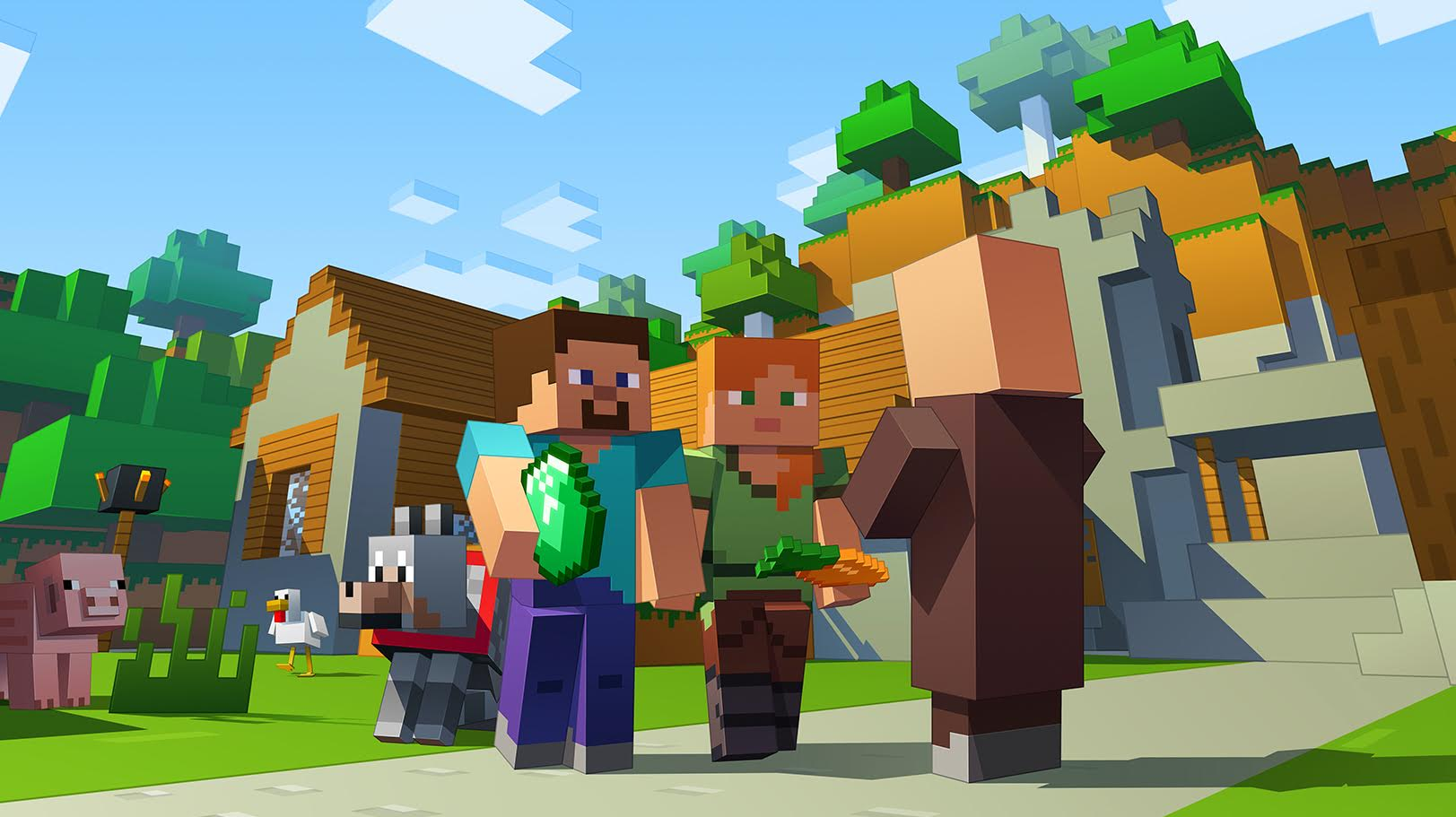 Minecraft Is Now The Second-Bestselling Game Of All Time  Time