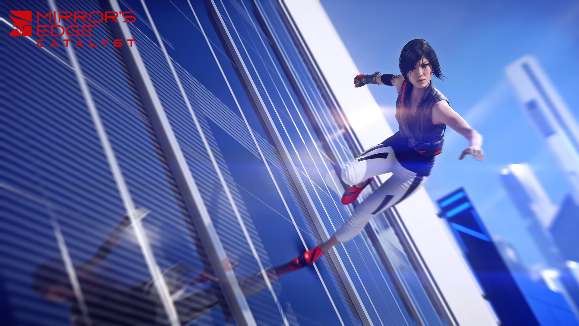 Mirror's Edge Catalyst Review: Brilliant Post-Story Parkour | Time